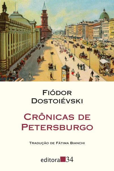 Crônicas de Petersburgo, livro de Fiódor Dostoiévski
