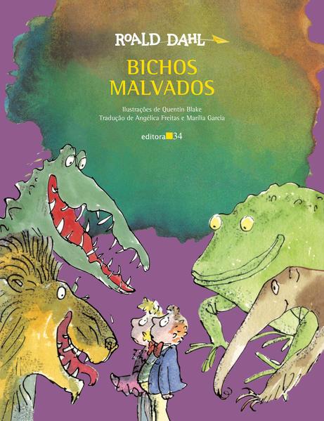 Bichos malvados, livro de Roald Dahl