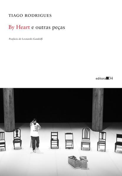 By Heart e outras peças, livro de Tiago Rodrigues