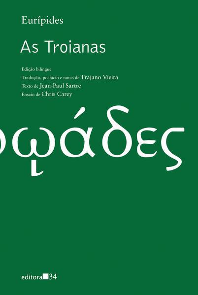 As Troianas, livro de Eurípides