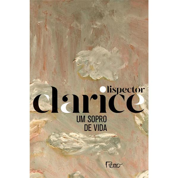 UM SOPRO DE VIDA (EDIÇÃO COMEMORATIVA), livro de Clarice Lispector