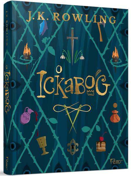 O ICKABOG, livro de J.K Rowling
