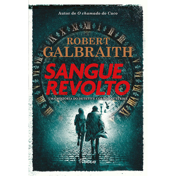 Sangue Revolto (CAPA DURA), livro de Robert Galbraith