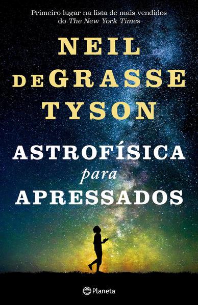 Astrofísica para apressados, livro de Neil deGrasse Tyson