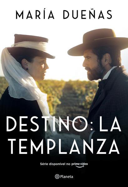 Destino: La Templanza, livro de Maria Dueñas