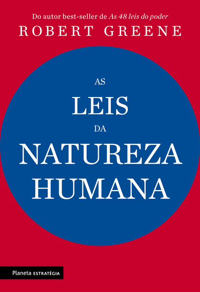 As leis da natureza humana, livro de Robert Greene