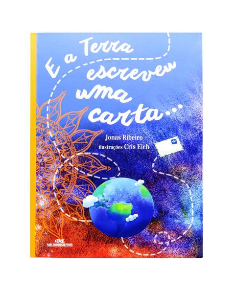 E a Terra Escreveu uma Carta..., livro de Jonas Ribeiro