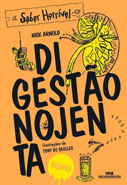 Digestão Nojenta, livro de Nick Arnold