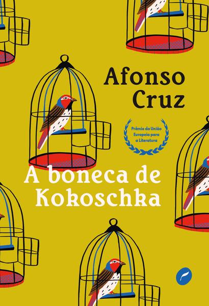 A boneca de Kokoschka, livro de Afonso Cruz