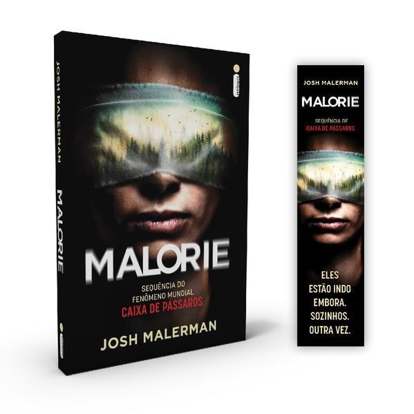 Malorie – Sequência de Bird Box - Acompanha Marcador de Páginas, livro de Josh Malerman