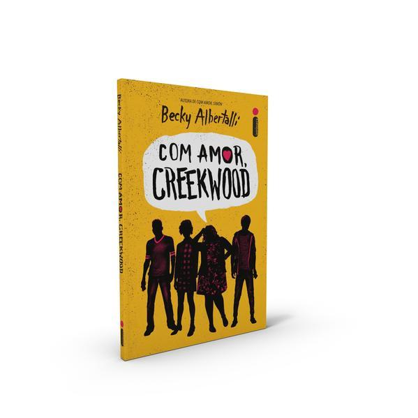 Com Amor, Creekwood, livro de Becky Albertalli