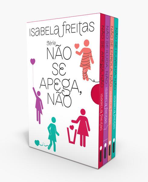 Box Não Se Apega, Não, livro de Isabela Freitas