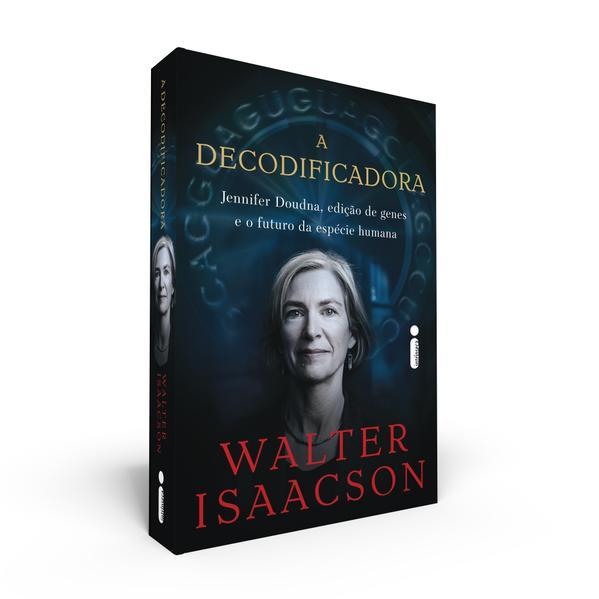A Decodificadora, livro de Walter Isaacson