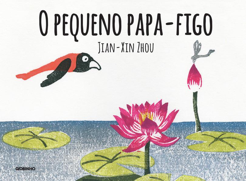 O pequeno papa-figo, livro de Jian-Xin Zhou