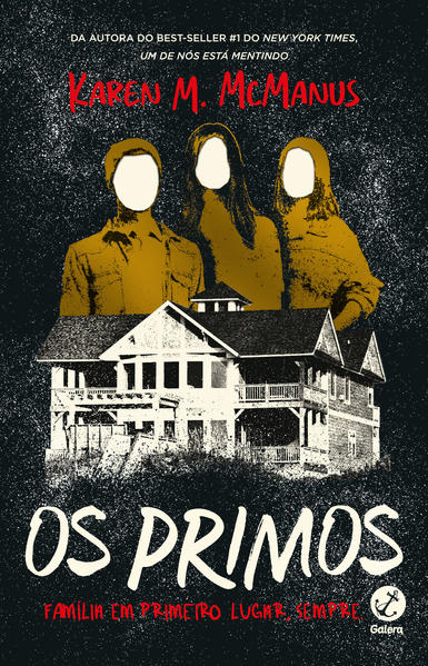 Os primos, livro de Karen M. McManus