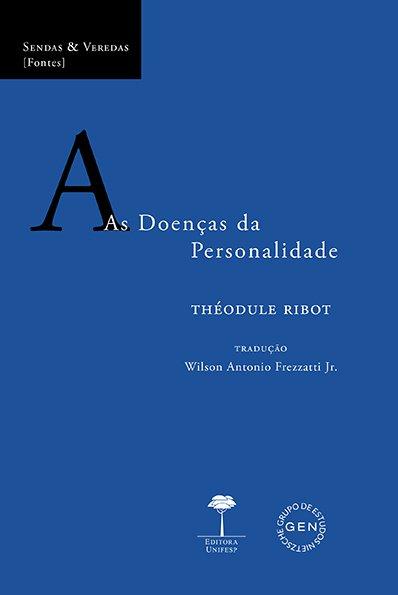 As doenças da personalidade, livro de Théodule Ribot