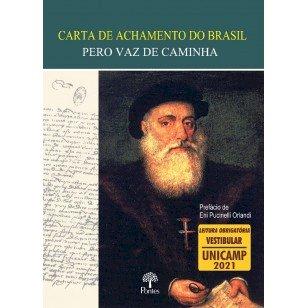 Carta de achamento do Brasil, livro de Pero Vaz de Caminha