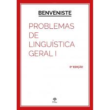 Problemas de linguística geral I , livro de Émile Benveniste