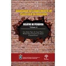 Avançando no conhecimento em psicologia da educação, livro de Vera Maria Nigro de Souza Placco, Wanda Maria Junqueira de Aguiar