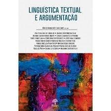 Linguística Textual e argumentação, livro de Mônica Magalhães Cavalcante