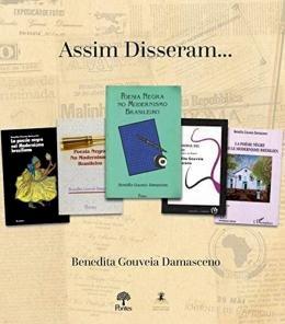 Assim disseram..., livro de Benedita Gouveia Damasceno