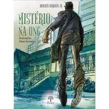 Mistério na ONG, livro de Roberto Barbato Jr