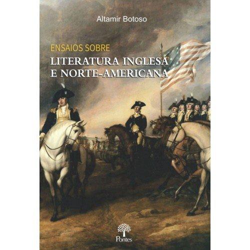 Ensaios sobre literatura inglesa e norte-americana, livro de Altamir Botoso