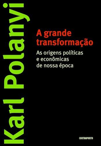 A Grande transformação, livro de Karl Polanyi