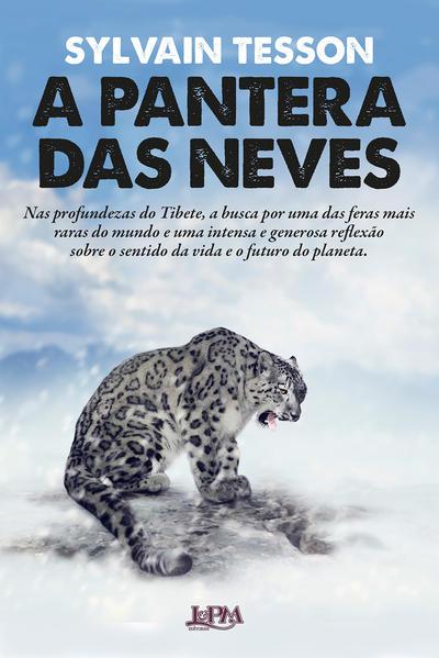 A pantera das neves, livro de Sylvain Tesson