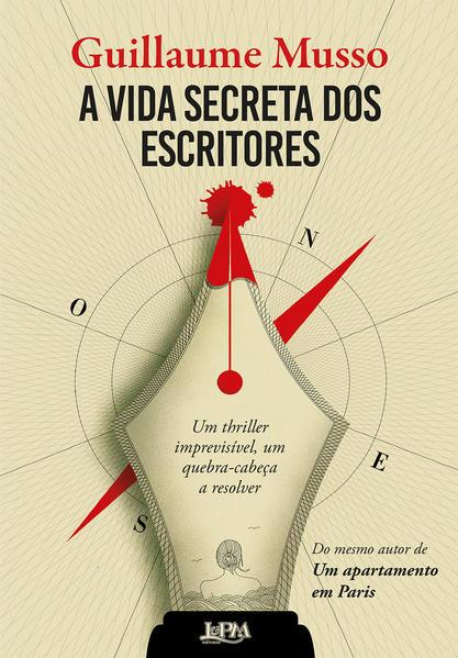 A vida secreta dos escritores, livro de Guillaume Musso