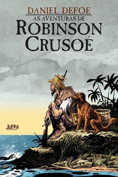 As aventuras de Robinson Crusoé, livro de Daniel Defoe