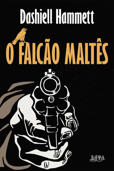 O falcão maltês, livro de Dashiell Hammett