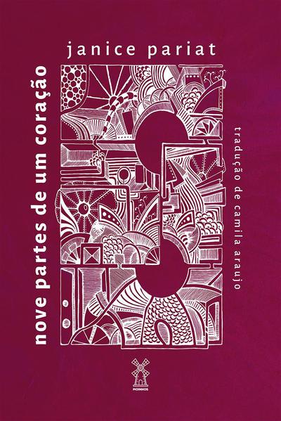 Nove partes de um coração, livro de Janice Pariat
