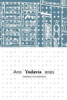 Ano Todavia 2021. Agenda/calendário, livro de