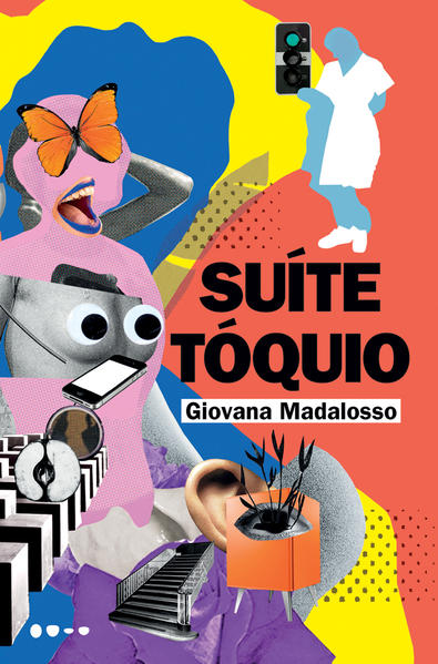 Suíte Tóquio, livro de Giovana Madalosso