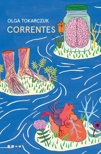 Correntes, livro de Olga Tokarczuk