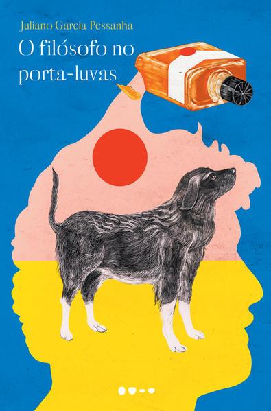 O filósofo no porta-luvas, livro de Juliano Garcia Pessanha