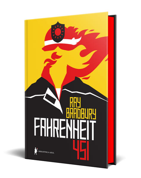 Fahrenheit 451 - Edição especial, livro de Ray Bradbury