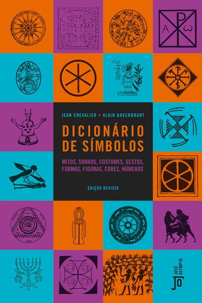 Dicionário de símbolos, livro de Jean Chevalier, Alain Gheerbrant