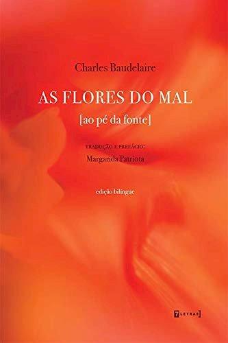 As flores do mal [ao pé da fonte], livro de Charles Baudelaire