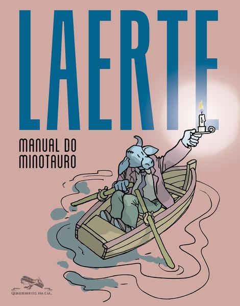 Manual do Minotauro, livro de Laerte