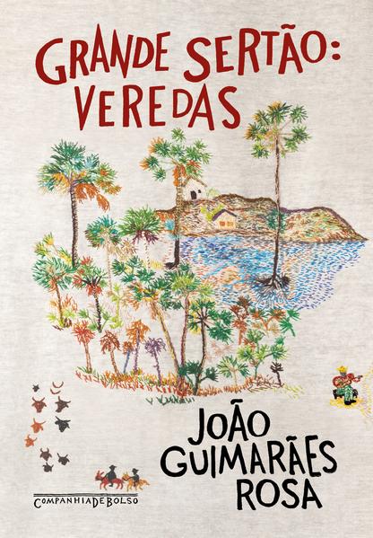 Grande sertão: veredas (Edição de bolso), livro de João Guimarães Rosa