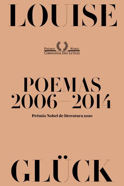 Poemas (2006-2014), livro de Louise Glück