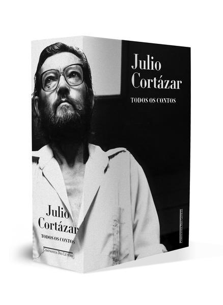 Todos os contos, livro de Julio Cortázar