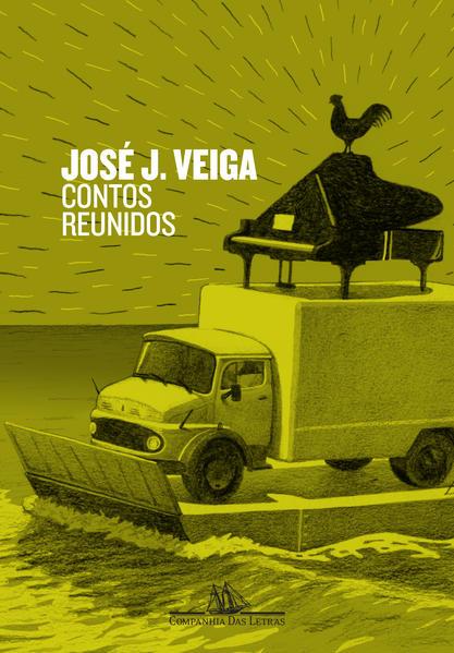 Contos reunidos, livro de José J. Veiga