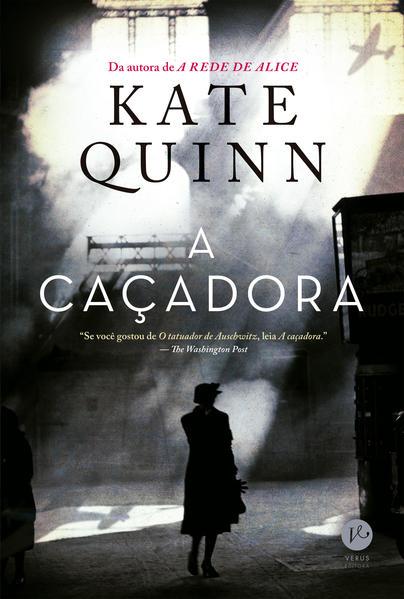 A caçadora, livro de Kate Quinn