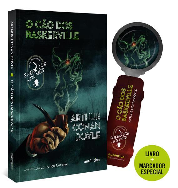 O cão dos Baskerville (Apresentação Lourenço Cazarré), livro de Arthur Conan Doyle