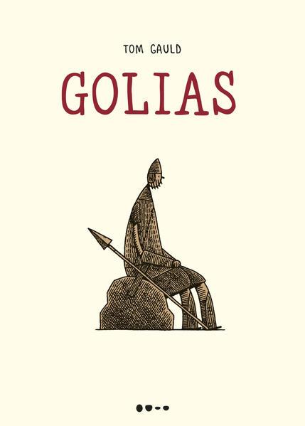 Golias, livro de Tom Gauld