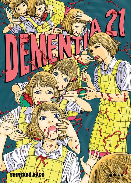 Dementia 21, livro de Shintaro Kago
