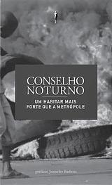 Um habitar mais forte que a metrópole, livro de Conselho Noturno